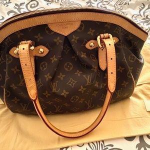 Vintage Louis Vuitton TIVOLI GM handbag